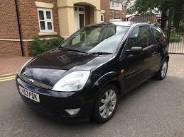2003 ford fiesta black ltd edition 1 4l petrol manual long mot
