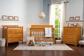 Oak Convertible Crib Oak Cribs Davinci Baby