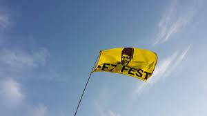New Orleans Flag Fez Fest Flag