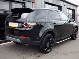 land rover discovery 2015 second hand land rover discovery sport 2 2 sd4 hse luxury 5dr auto
