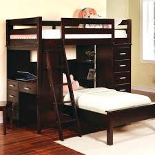 twin bed heightbunk beds with storage and desk study modern twin
