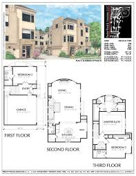 3 story townhouse floor plans 565 best 3 story th plan images on floor plans house