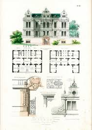 Chateauesque House Plans 120 Best Architecture Images On Pinterest Architecture Home