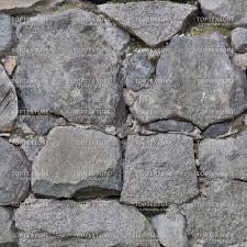 big wall stone lumps top texture