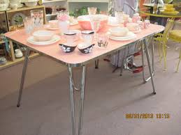 Vintage Formica Kitchen Table And Chairs by Retro Dining Sets Fabfindsblog