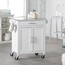 kitchen island with stainless top kitchen kitchen island stainless steel top 28 images crosley white