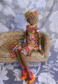 mirabella fashion mirabella an aa ooak vintage inspired ethnic lady art doll