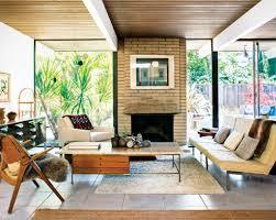 beautiful interiors enchanting mid century modern interior design photo design ideas