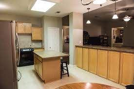 Kitchens Before And After Renovation Photos Comfortable Industrial Kitchen Before And After