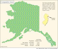 Alaska Population Map by Principles Of Cartography