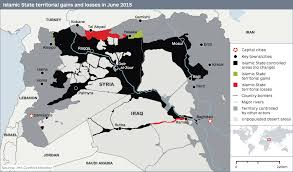Kurdistan Map Map Of Isis Losses And Kurdish Gains In Syria