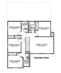 salisbury homes floor plans the salisbury new home floor plan phoenix arizona highline
