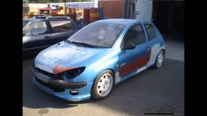 peugot 206 peugeot 206 clean look project 2012 elgato customz youtube