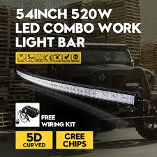 Cheap Led Offroad Light Bars by Compare Prices On Led Offroad Light Bar 54 Curved Online Shopping