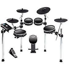 black friday drum set amazon com alesis dm10 x kit ten piece professional electronic