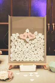 creative wedding guest book ideas diy idea worth stealing shadowbox wedding guest book crazyforus
