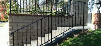 manhattan ca chain link wrought iron fence company security