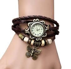 leather bracelet woman images Fashion accessories trial order new quartz fashion jpg