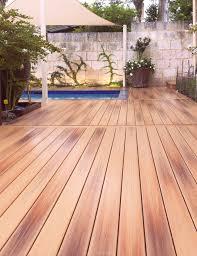 duralife decking capped composite decking golden teak mvp 7 8