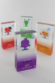 design awards bespoke corporate trophies sydney melbourne