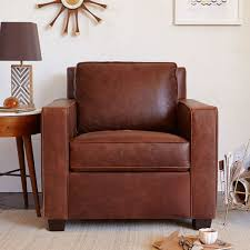 Armchair Leather Leather Arm Chair The Raymond Leather Chair By Moud Furniture