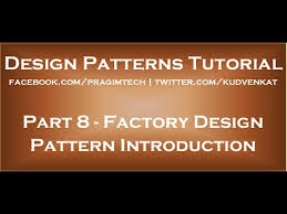 factory design pattern factory design pattern introduction