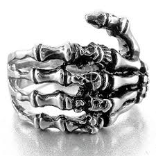 gothic rings silver images Gothic rings jpg