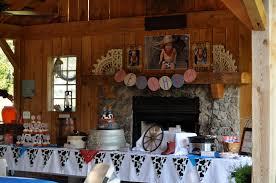 Cowboy Table Decorations Ideas Cowboy Party Food Archives Events To Celebrate