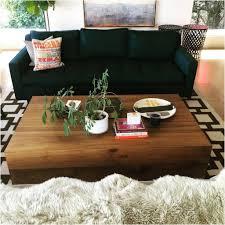 Wohnzimmer Italienisches Design Bild Couchtisch Holz Rechteckig 3 Sitzer Sofa Schwarz Lapazca