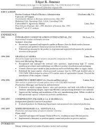 updated resume hitecauto us