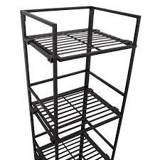 29 off grey metal bookcase storage