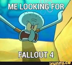 Funny Fallout Memes - funny squidward memes me looking for fallout 4 pictures wall4k com