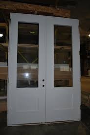 french doors with glass how to make a sing door with glass non warping patented