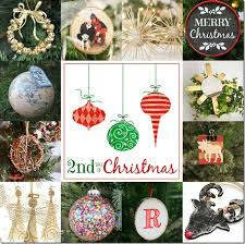 handmade christmas 144 handmade christmas ornament ideas 4 real
