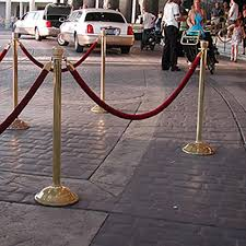 stanchion rental rent post and rope nationwide ally rental stanchion rentals
