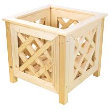 planter with trellis u0026 pots buydirect4u