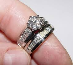 difference between engagement and wedding ring wedding rings difference between engagement ring and wedding