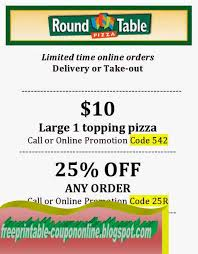 round table pizza coupons 25 off printable coupons 2018 pizza inn coupons