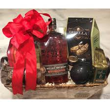 bourbon gift basket bourbon barrel strength gift basket