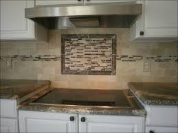 kitchen mosaic tile murals glass backsplash ideas green glass