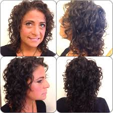 is deva cut hair uneven in back curly cut by robin sjoblom cleansed with deva ultra defining gel