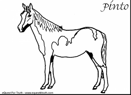 beautiful horse coloring pages on carousel animals simple with
