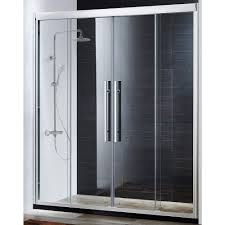 home depot glass shower doors wet republic clarity premium 59 in x 72 in sliding shower door