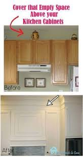 Kitchen Cabinet Crown Molding by Take Cabinets To Ceiling With Crown Moulding So Important Before