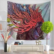 aliexpress com buy home decor polyester fabric mermaid tapestry