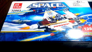 jiestar space shark fighter manual instructions youtube