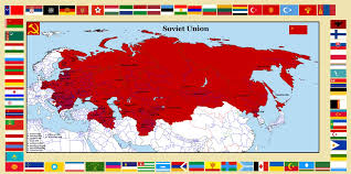 Ussr Map Soviet Union New Union By Louisthefox On Deviantart
