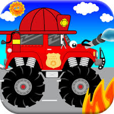 fire trucks games kids android apps google play