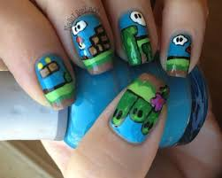 46 best nerdy nails images on pinterest nail ideas nailed it