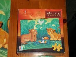 free disney u0027s lion king 24 piece puzzle toys